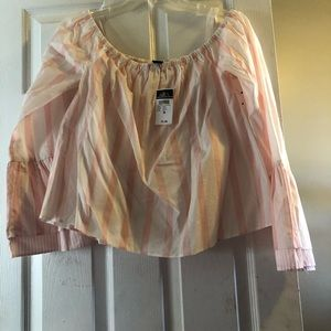 Tops - Rue 21 off the shoulder top